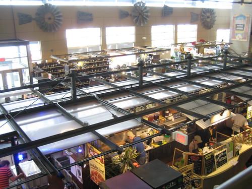 Milwaukee Public Market interior