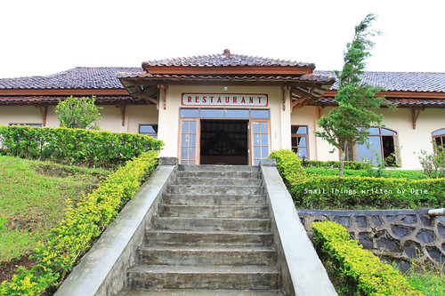 TNG Halimun - Restaurant
