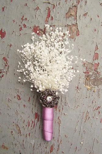 babys breath bouquet
