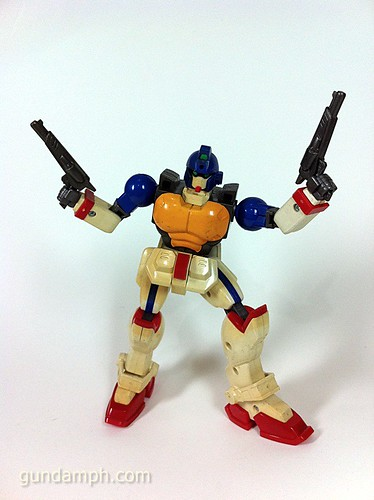 Old G-Series Gundams 1994 (3)
