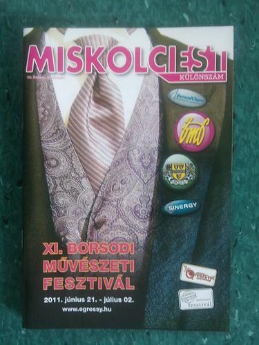 XI. Borsodi Művészeti Fesztivál / 11th Borsod Arts Festival - #1