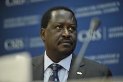 Statesmen's Forum: Raila Odinga, Prime Ministe...