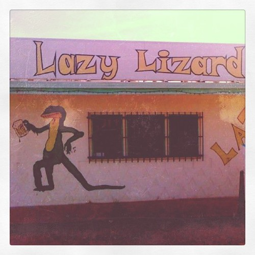 Lazy Lizard Saloon