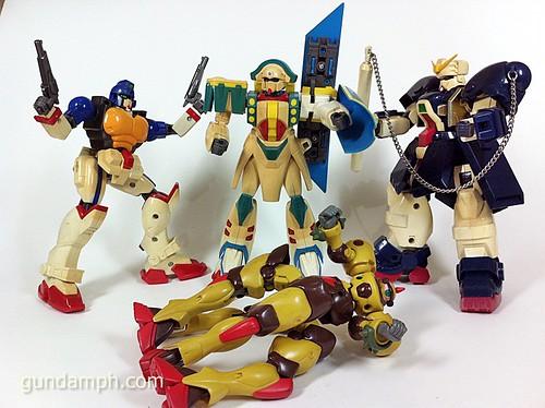Old G-Series Gundams 1994 (2)