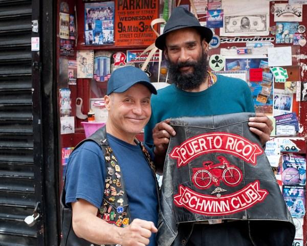 Puerto Rico Schwinn Club:  Bushwick Brooklyn