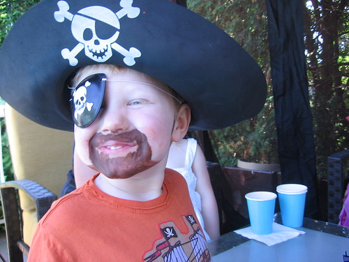 Pirate Captain Bobby
