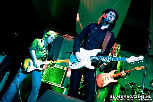 Jesse Davey and Jon Amor