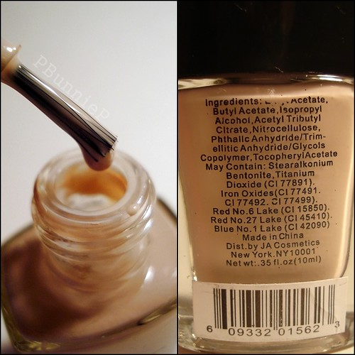 ELF Nail Polish Ingredients