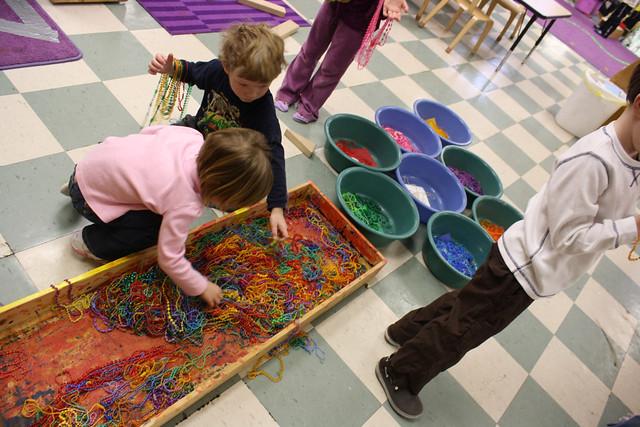mardi gras preschool style - 2