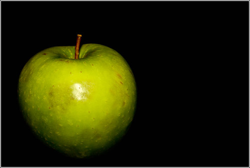 green apple nature