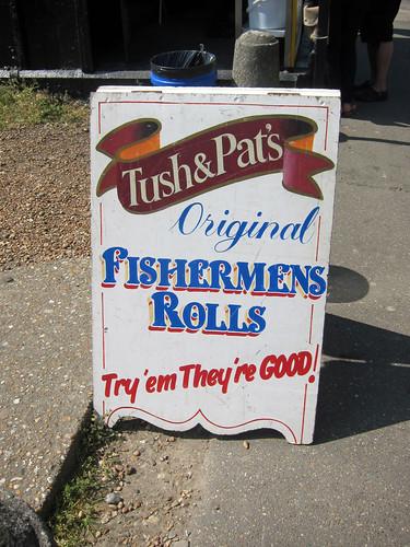 Tush & Pat's