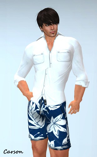 SHIKI-Tapa Blue outfit for men-vip April 2011
