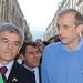 Sergio Chiamparino e Piero Fassino