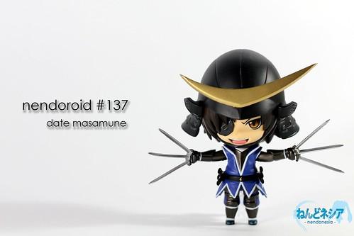Nendoroid Date Masamune
