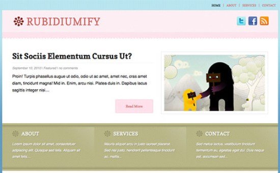 5596887664 8de6f4287b 20 Tema Premium Gratis WordPress