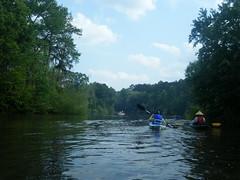 Reaching the Savannah River