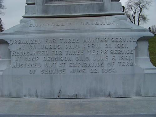 4th Ohio Infantry Carroll's Brigade (7)