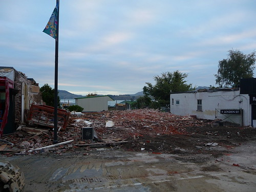 Lyttelton demolitions: The end of The Empire