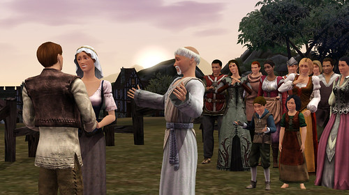 Female-Gamers Review The Sims Medieval