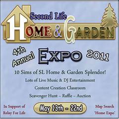 Home and Garden Expo 2011