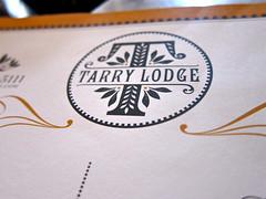 Tarry Lodge Masthead