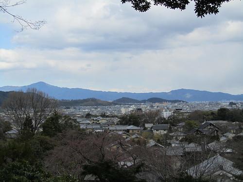 View from Jojakkoji