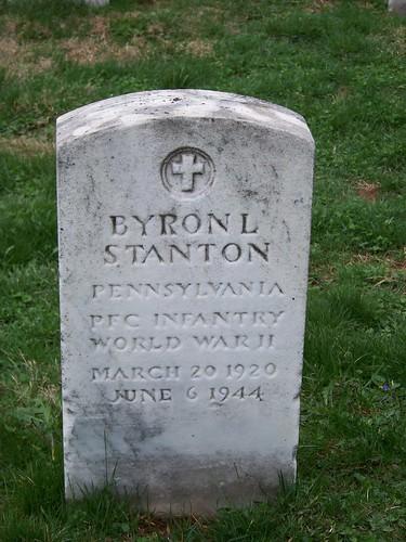 Stanton Byron