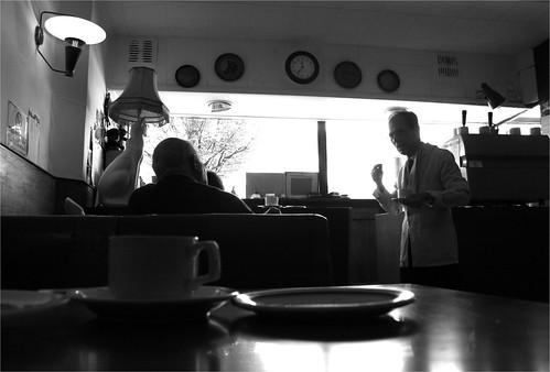 Excelsior Cafe, Oxford