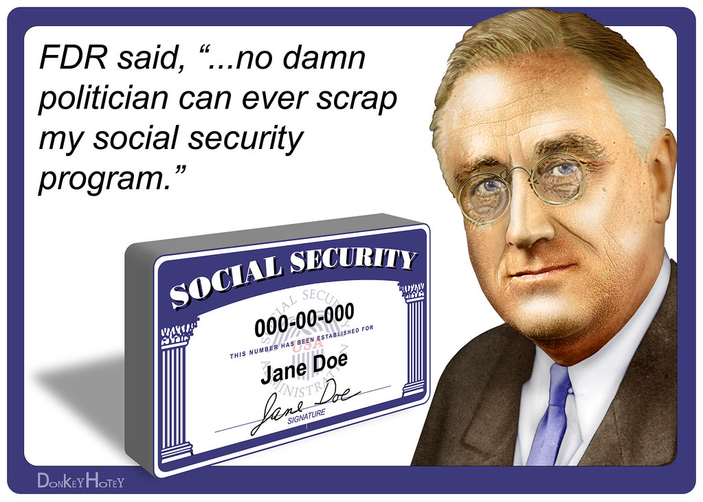 FDR on Social Security