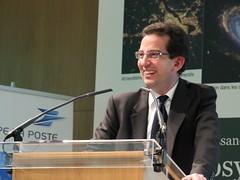 Antonio Arcidiacono, Eutelsat