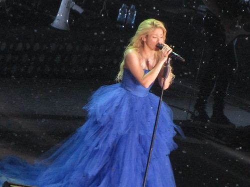 Shakira, live at Futurshowstation, Bologna
