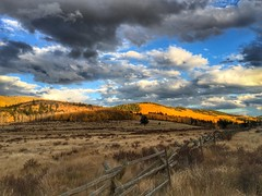 Kenosha Pass, Colorado.