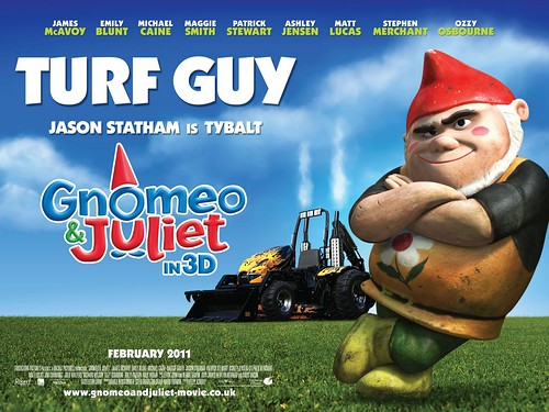 Gnomeo and Juliet Red Gnome