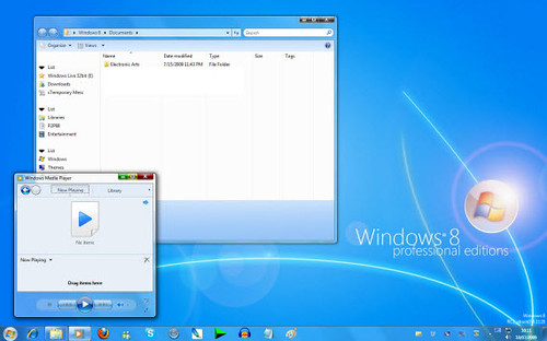 Windows 8: La Ultima Version de Windows