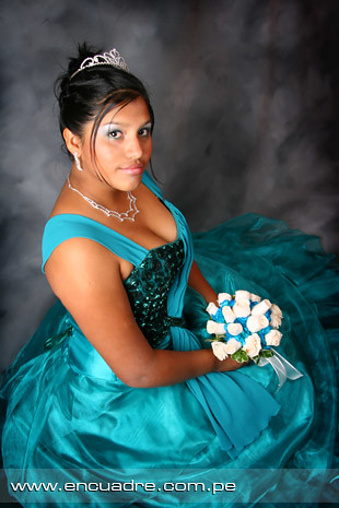 fotos quinceañera peru