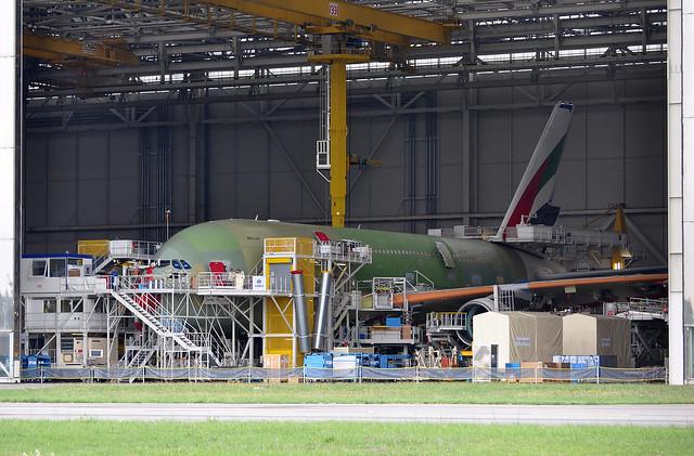 A380-861 MSN 0098 [F-WW??] EK