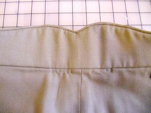 ginger-waistband