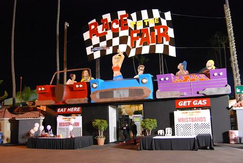 Race to the Fair
