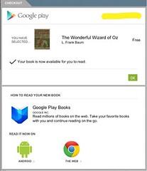 Free eBook on Google Play