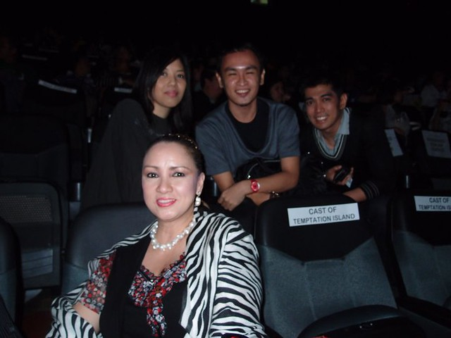 Me, Jay and Harold with Azenith Briones