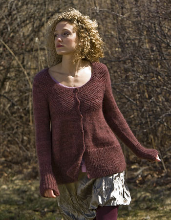 Moorland Cardigan by Pointe Shoes Punk Rock And Purl Pix