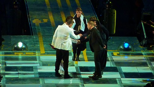 Take That Progress Tour 2011