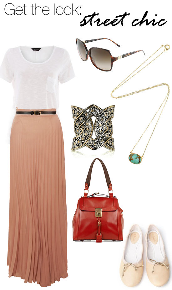 Get the look Street Chic