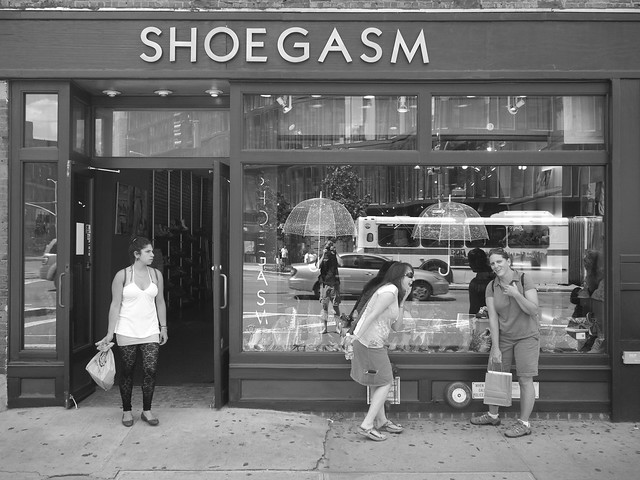 Self-Portrait: Shoegasm