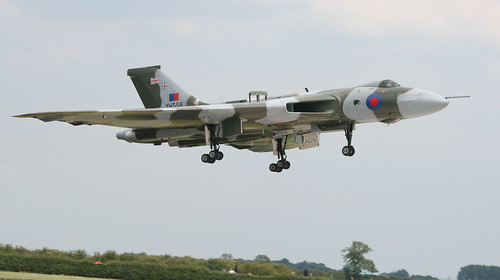 The mighty Vulcan