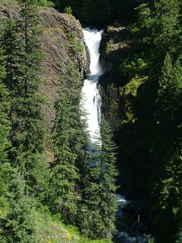 Elk River Middle Falls