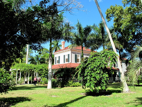 Edison's summer home