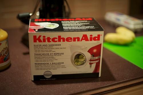 KitchenAid Slicer and Shredder