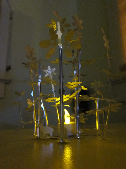 Forest Tealight Holder