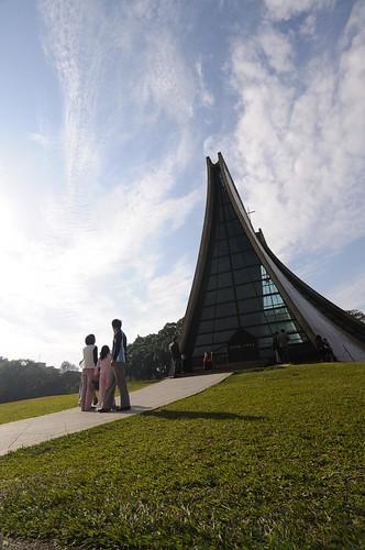 路思義教堂 Luce Memorial Chapel
